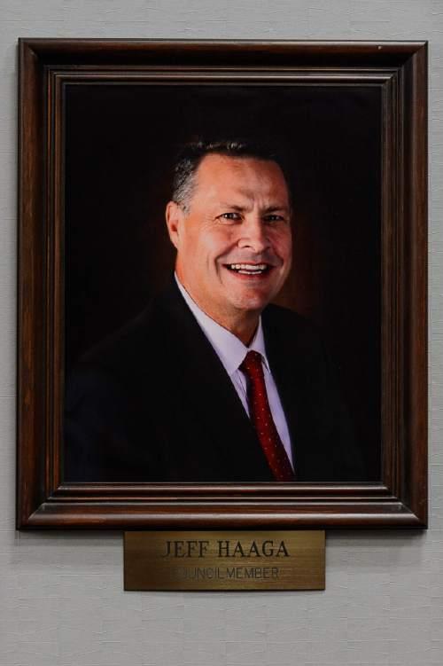 Jeff Haaga ï West Jordan city councilman