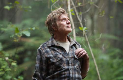 """   Walt Disney Pictures  Robert Redford plays Meacham, who knows all about the mysterious creature in the Oregon woods, in Disney's """"Pete's Dragon."""""""