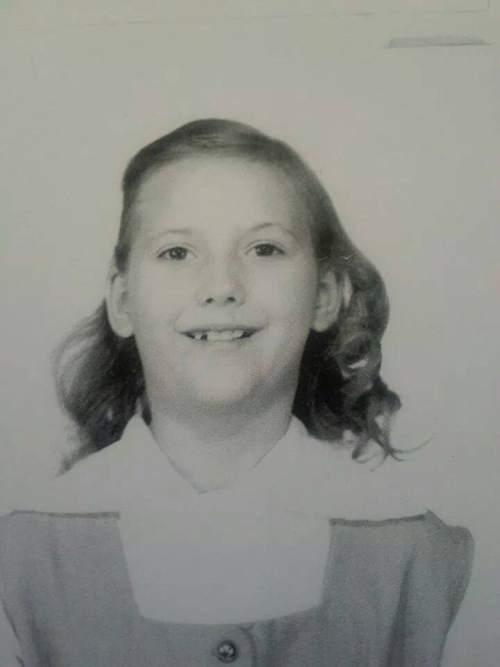 Courtesy  |  Heidi Asay  Loretta Jones as a young girl.