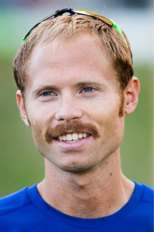 Rick Egan  |  The Salt Lake Tribune  Former BYU runner Jared Ward talks about life in the Olympic Village  in Rio as he prepares for the Olympics mens marathon, in Rio de Janeiro Brazil, Friday, August 12, 2016.