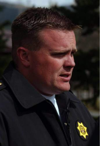 Leah Hogsten  |  Tribune file photo  Former Summit County Utah Sheriff Dave Edmunds.
