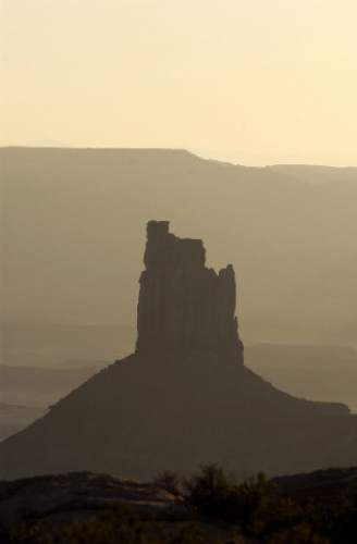 Trent Nelson  |  Tribune File Photo  Candlestick Tower, Canyonlands National Park.