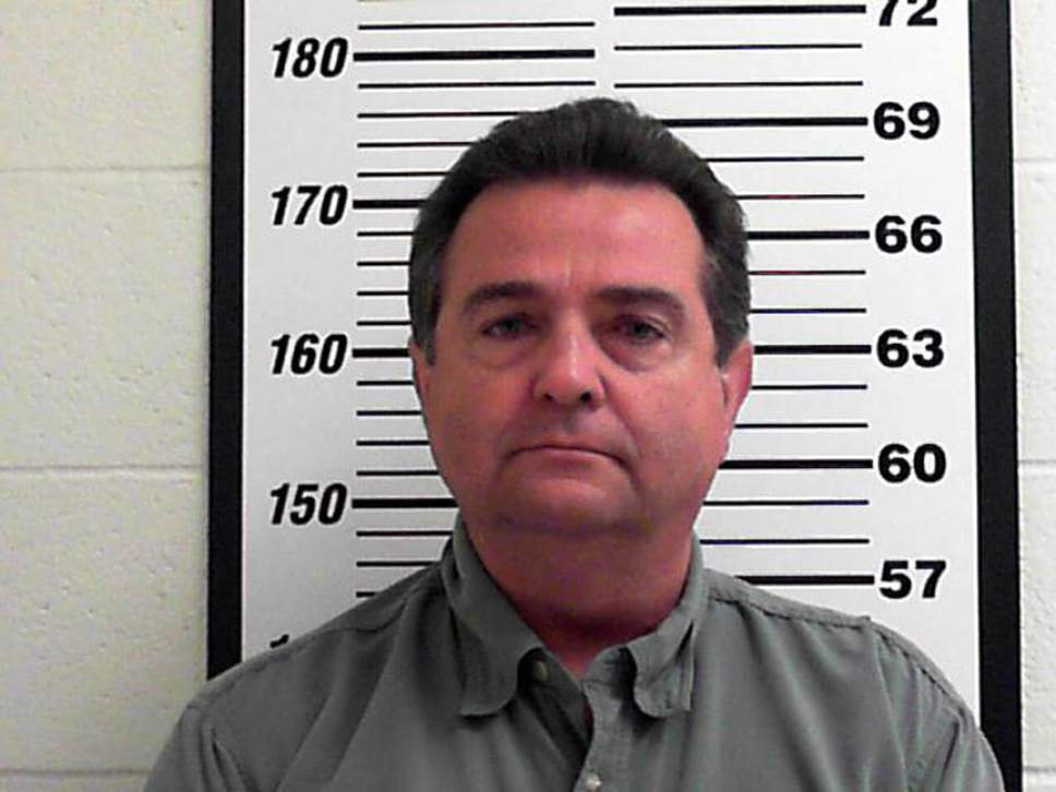 Courtesy  |  Davis County Jail  John Wayman