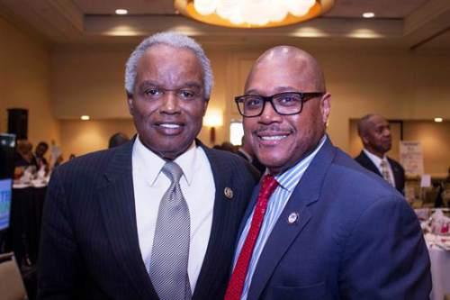 Congressman David Scott & Union City Mayor Vince Williams