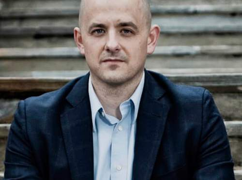 Presidential candidate Evan McMullin.  Courtesy photo