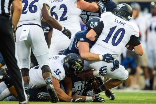 Weber State Football Wildcats Hold The Ball But Can T Score In Loss