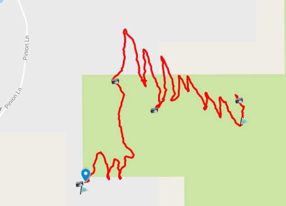 Oakley Utah Map.Utah Hike Of The Week Oakley Trail The Salt Lake Tribune