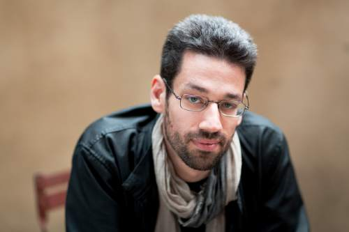 Pianist Jonathan Biss, will perform on the Utah Symphony's opening weekend Sept. 9-10. Benjamin Ealovega  |  Courtesy
