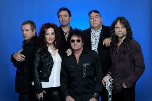 | Courtesy Starship  Starship with Mickey Thomas, the venerable San Francisco band behind several of the 20th century's biggest pop and rock anthems, will perform at the Sandy Amphitheater, Sept. 9, 2016. Visit sandyarts.com for information and smithstix.com for tickets.