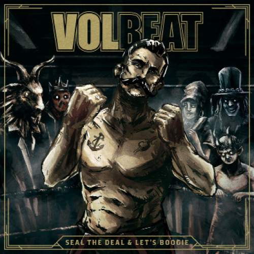 """Courtesy photo  """"Seal the Deal & Let's Boogie"""" is the sixth studio album of Danish hard rock band Volbeat. It was released June 3, 2016. Volbeat plays at The Complex in Salt Lake City on Friday."""