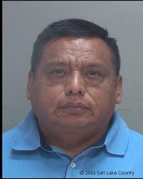 Courtesy  |  Salt Lake County Jail   Tony Yapias