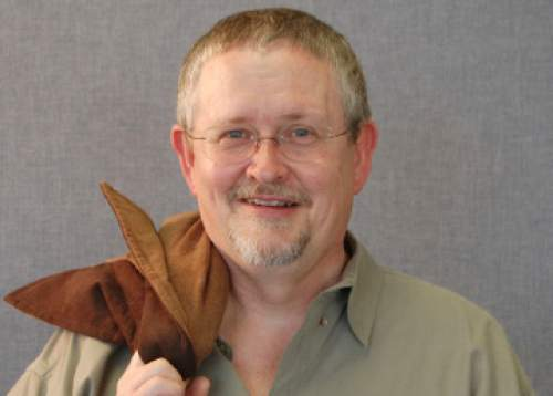 """Courtesy photo Orson Scott Card is the author of """"Ender's Game."""""""