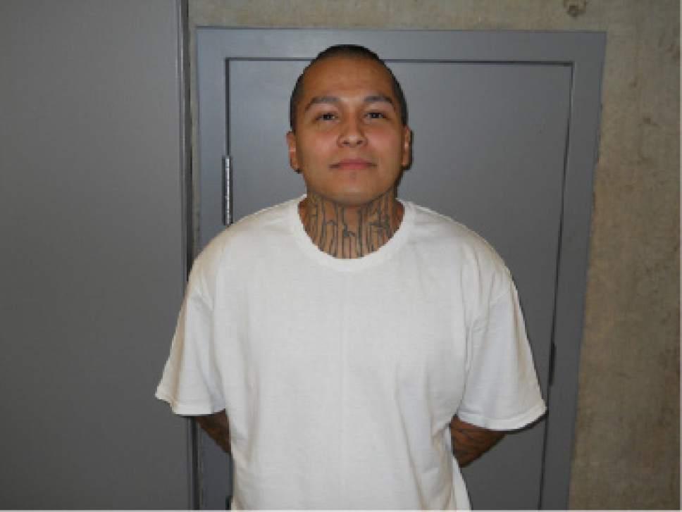 Courtesy  |  Utah Department of Corrections  Luis Ramon Rivera