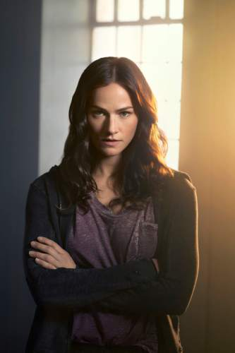 "Kelly Overton stars in ""Van Helsing."" Brendan Meadows  |  Syfy"