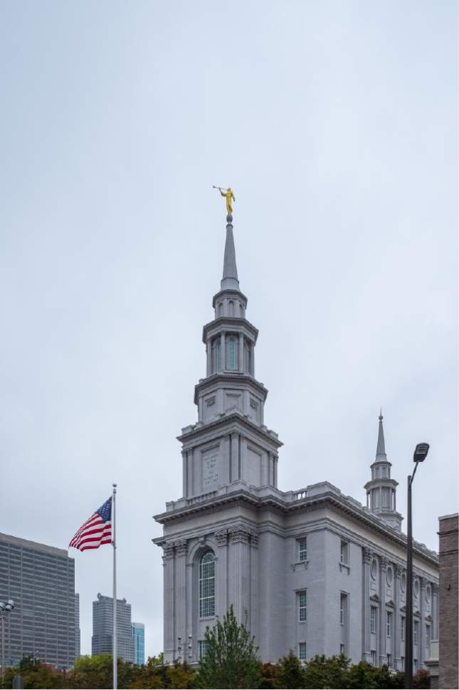 Courtesy     LDS Newsroom  The Philadelphia Pennsylvania Temple is The Church of Jesus Christ of Latter-day Saints' 152nd temple in the world.