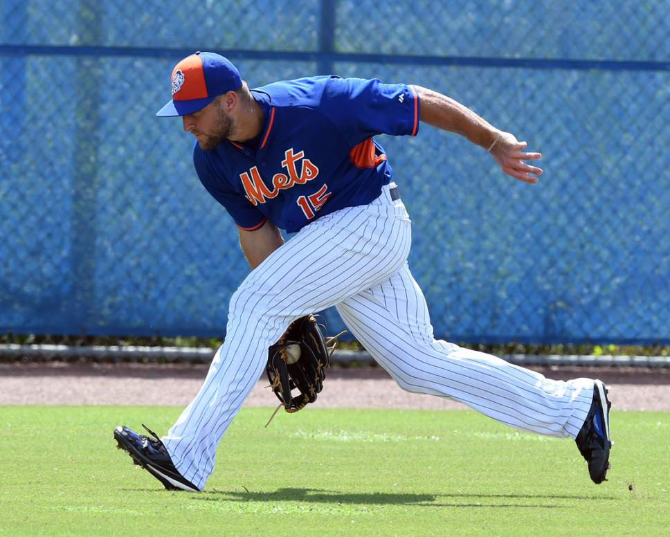 Mlb Tebow Homers In 1st At Bat For Mets In Instructional Debut