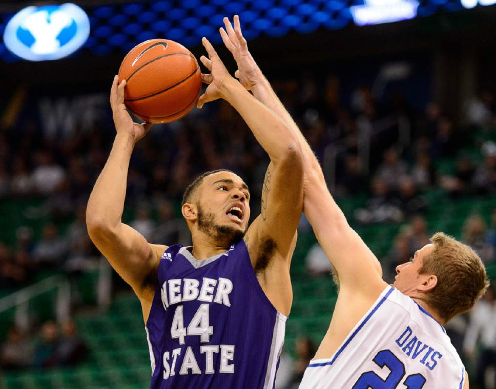 Weber State Basketball Wildcats Have Just One Player To