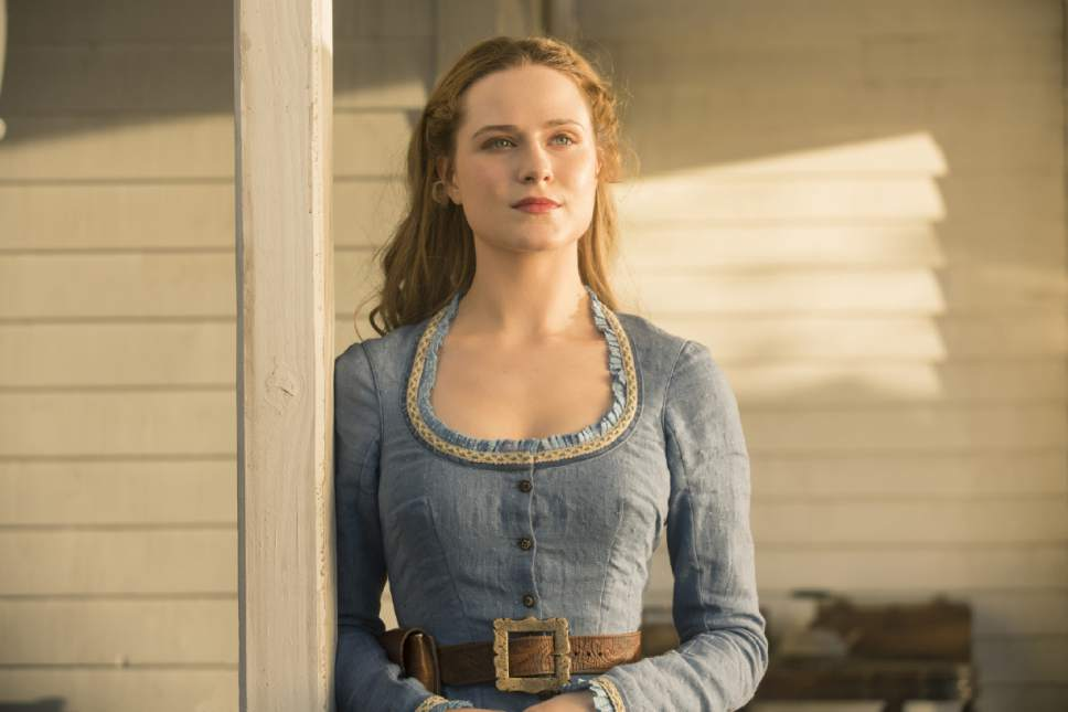 "Evan Rachel Wood stars in ""Westworld."" John P. Johnson  