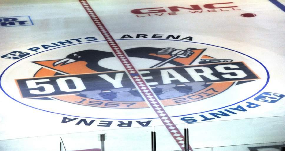 Pittsburgh Penguins: PPG Paints on arena - The Salt Lake Tribune