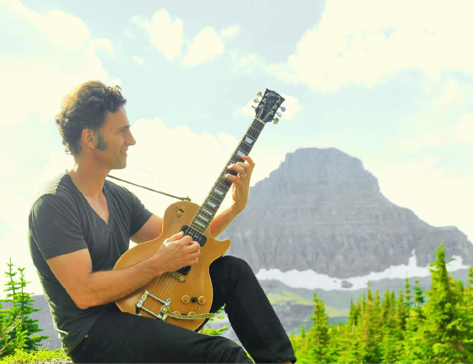 Courtesy photo  Dweezil Zappa performs Thursday, Oct. 6, at The Depot in Salt Lake City.