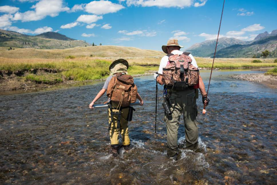 Fly fishing in West Yellowstone is so much more than catching fish.