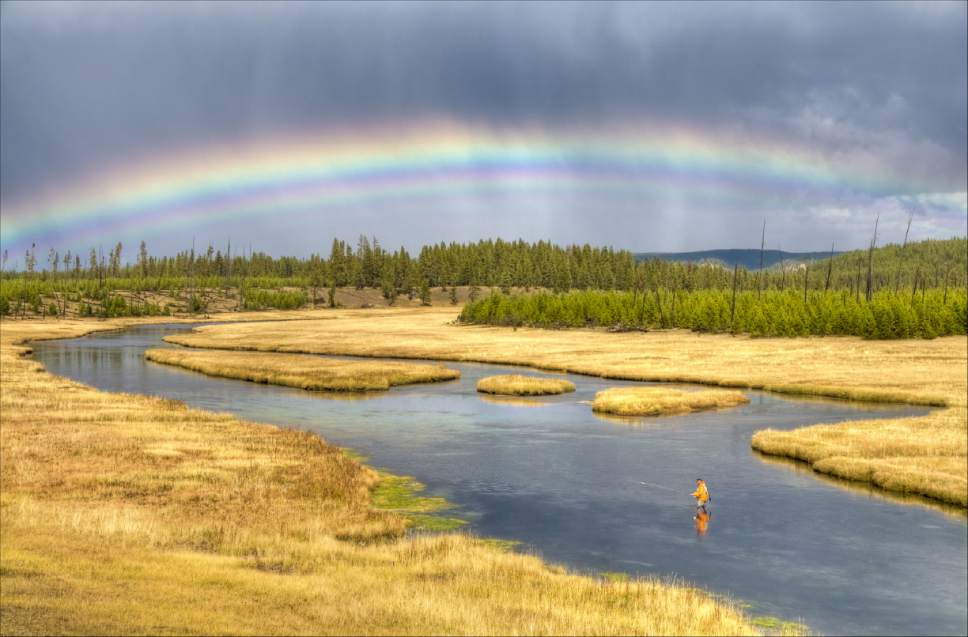West Yellowstone boasts top blue-ribbon trout streams and stunning area lakes.