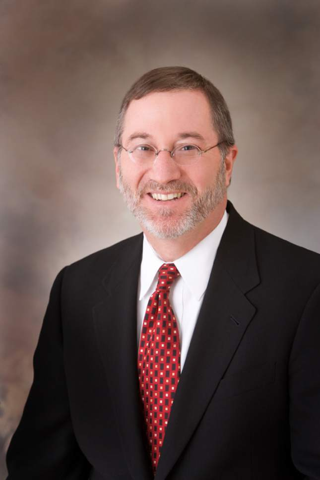 |  Courtesy   Utah State Court Administrator Dan Becker has announced he will be retiring May 1, 2017, after 21 years of service to the Utah State Courts.