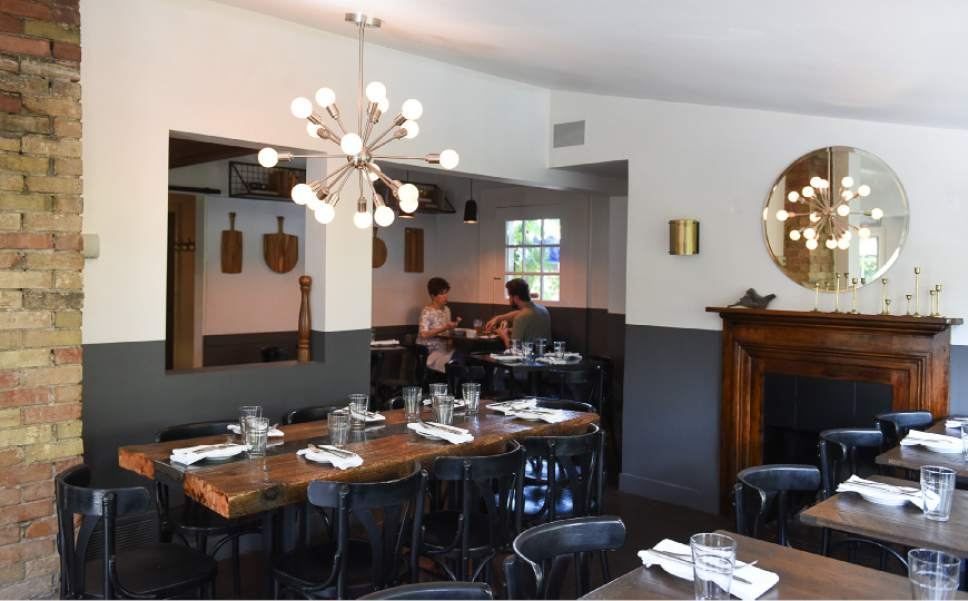 Francisco Kjolseth | The Salt Lake Tribune Trestle Tavern, which opened this summer in the space formerly occupied by Fresco, is a good fit for Salt Lake City's 15th and 15th neighborhood. The menu offers classic Eastern European cuisine, from pierogies to goulash, in a casual setting.