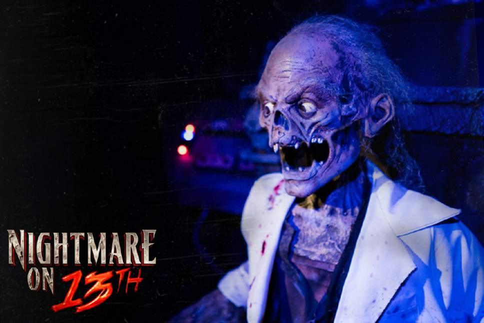 courtesy photo nightmare on 13th in salt lake city utahs longest running haunted house