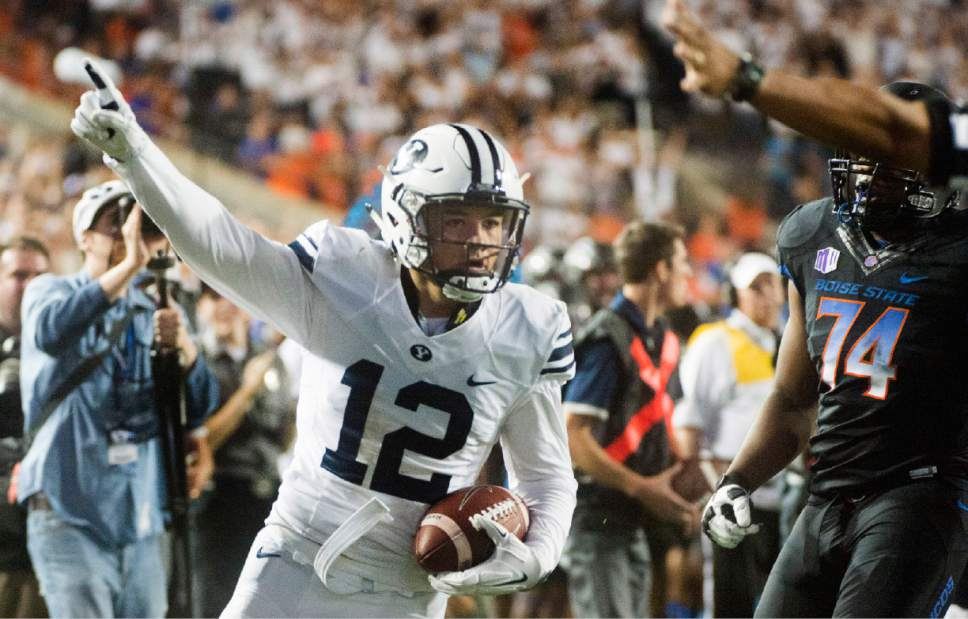 BYU football: Rivalry game? Cougars just want a ...