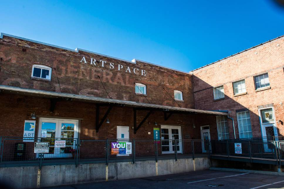 Chris Detrick  |  The Salt Lake Tribune Artspace photographed Friday October 7, 2016.