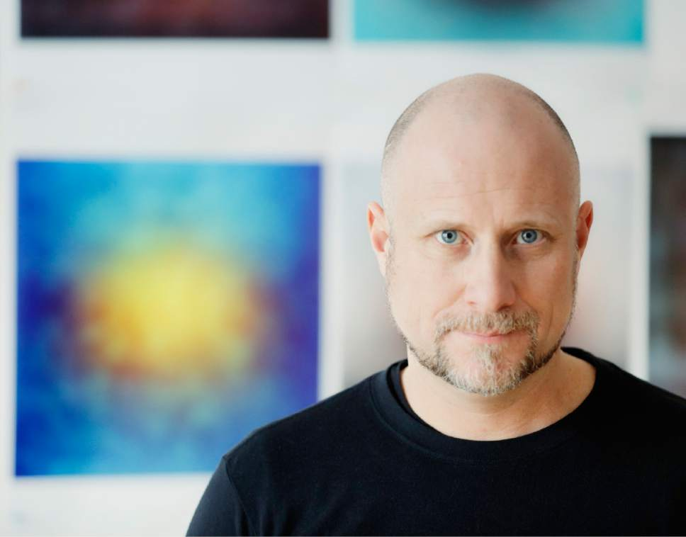 |  courtesy UMFA  Artist/photographer Trevor Paglen will lecture at the Utah Museum of Fine Arts on Thursday, Oct. 27, 2016.