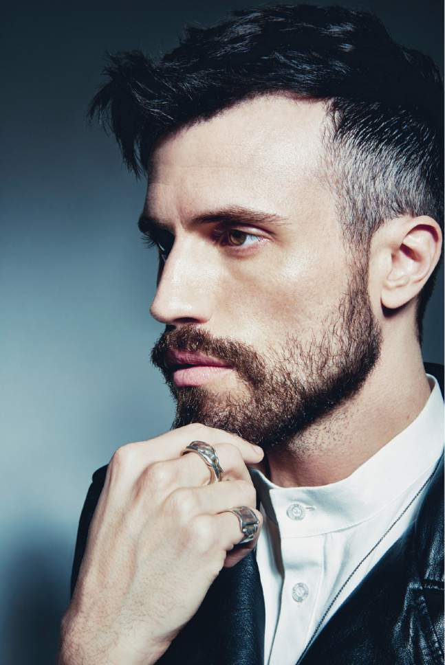 "Neon Trees frontman Tyler Glenn releases his first solo album, ""Excommunication,î on Friday, Oct. 21."