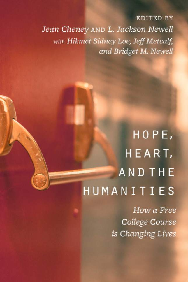 "|  Courtesy  Cover of ""Hope, Heat, and The Humanities."