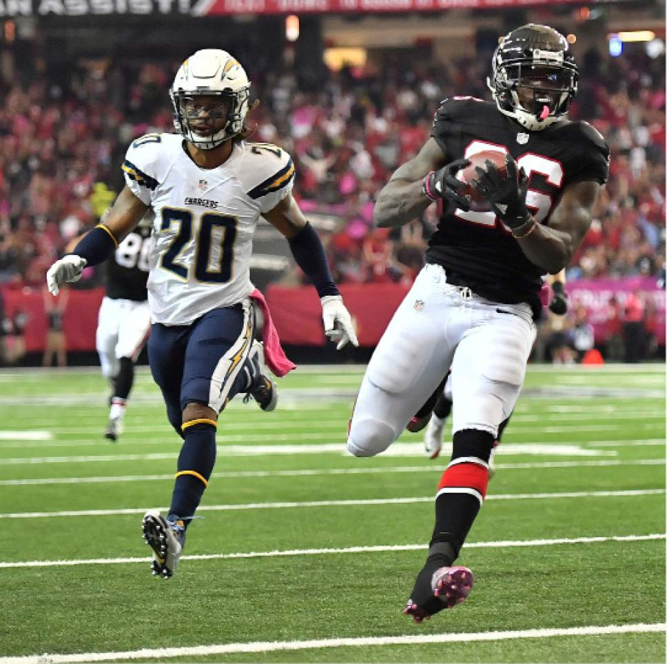 NFL Falcons sign 3 RBs following Coleman s hamstring injury The