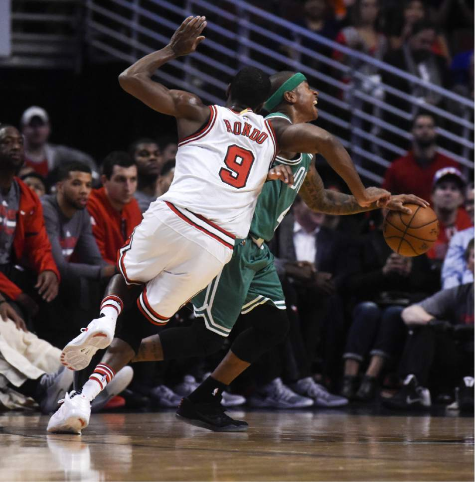 NBA: Wade Scores 22 In Chicago Debut, Bulls Beat Celtics