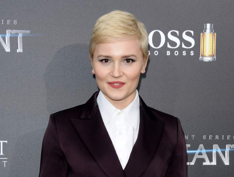 "FILE - In this March 14, 2016, file photo, author Veronica Roth attends the premiere of ""Allegiant"" in New York. Roth will appear at BookExpo America in Chicago. Roth's book, ""Carve The Mark,"" the first of two planned volumes, comes out in mid-January and she will visit 10 cities, starting in New York on Jan. 17. (Photo by Evan Agostini/Invision/AP, File)"