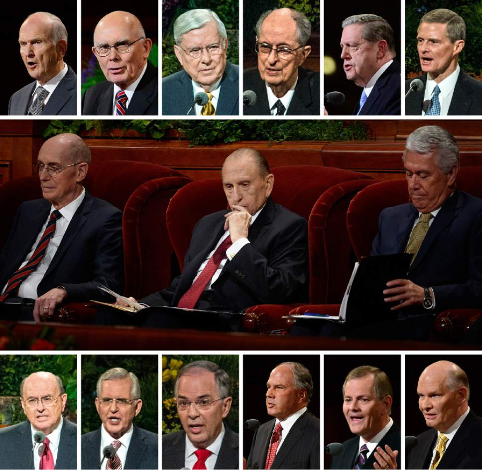Mormon Videos Spur Question: Should Aging LDS Apostles Be