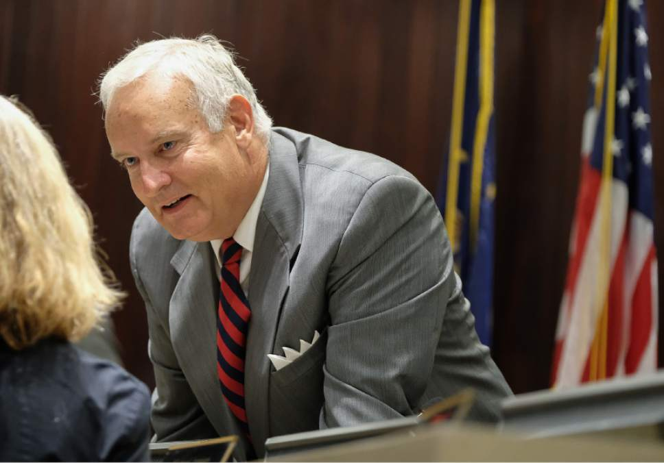 Richard Snelgrove ï Salt Lake County councilman