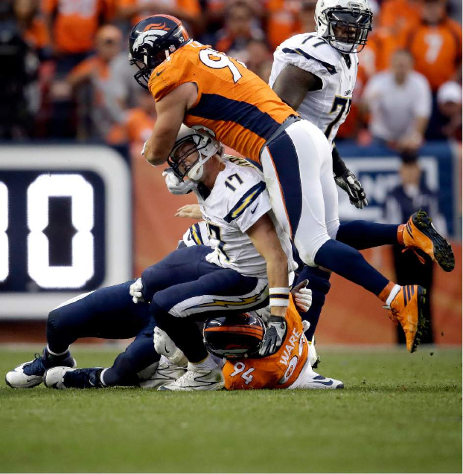 San Diego Chargers Game Stats: NFL: Broncos' 27-19 Win Over Chargers Sets Up Showdown In
