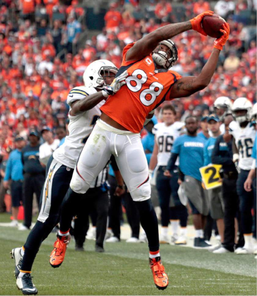 San Diego Chargers Defensive Coordinator: NFL: Broncos' 27-19 Win Over Chargers Sets Up Showdown In