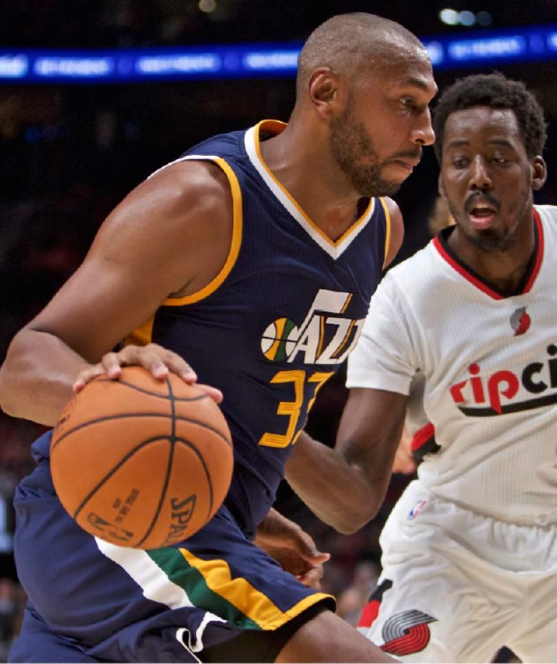 Utah Jazz Notes: Boris Diaw Still Hampered By Leg Injury