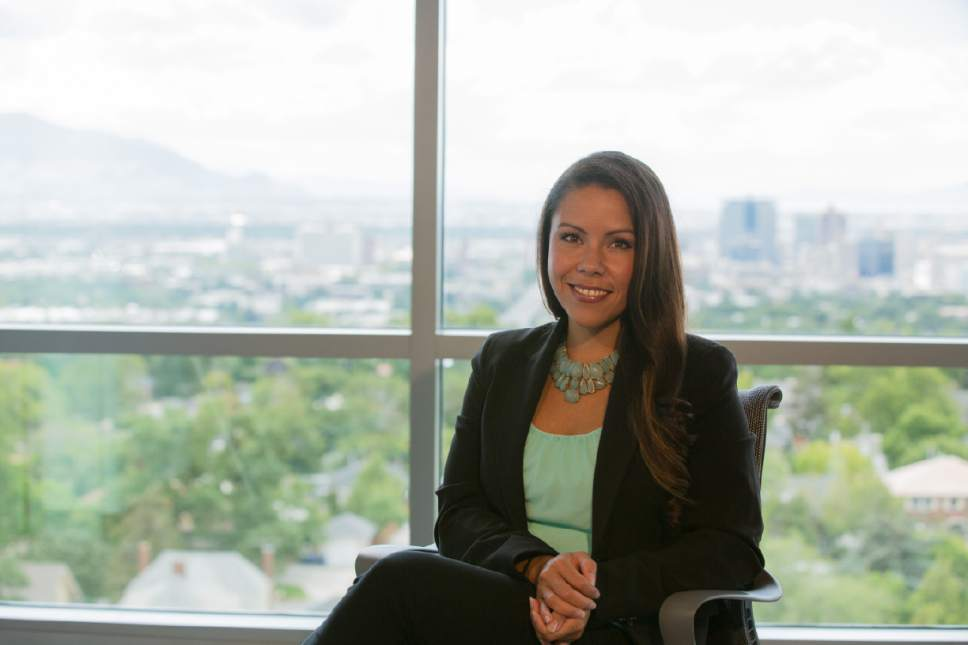 "|  Courtesy of University of Utah S.J. Quinney College of Law  Nubia Peña, a training and prevention education specialist at Utah's Coalition Against Sexual Assault, is a panelist for The Salt Lake Tribune's Nov. 2 event ""Confronting rape culture: A conversation about consent."""