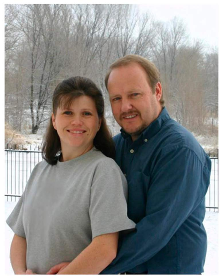 Susan and Shane Peterson.  Courtesy photo