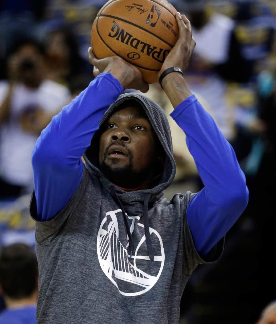 NBA: Kevin Durant Scores 39, Dismantles Old Oklahoma City