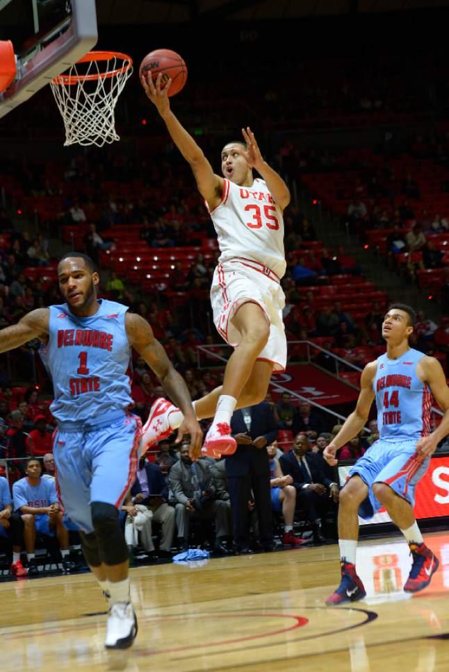 db7f3c579 Utah basketball  Kyle Kuzma prepares to take next step for Runnin ...