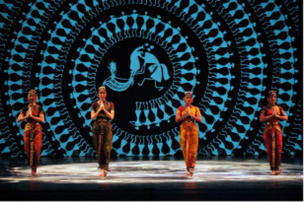 "Ragamala Dance Company will perform ""Sacred Earth"" at Kingsbury Hall in Salt Lake City on Saturday, Nov. 12. Grant Halverson  