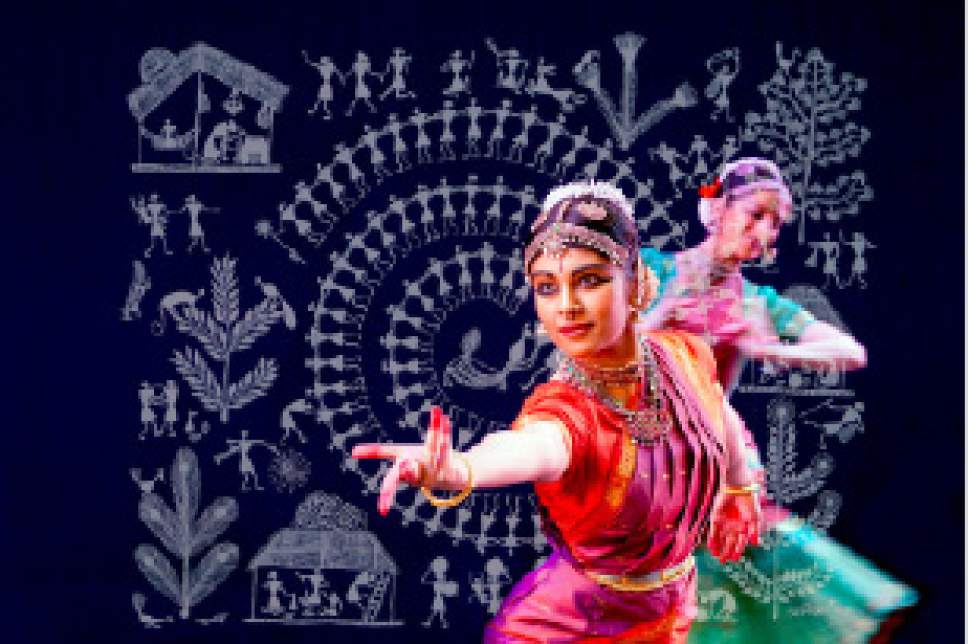 "Ragamala Dance Company will perform ""Sacred Earth"" at Kingsbury Hall in Salt Lake City on Saturday, Nov. 12. Ed Bock  