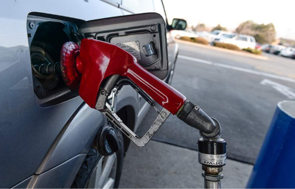 Francisco Kjolseth     Tribune file photo Legislation passed this year will mean the first increase in state gas taxes in 18 years.