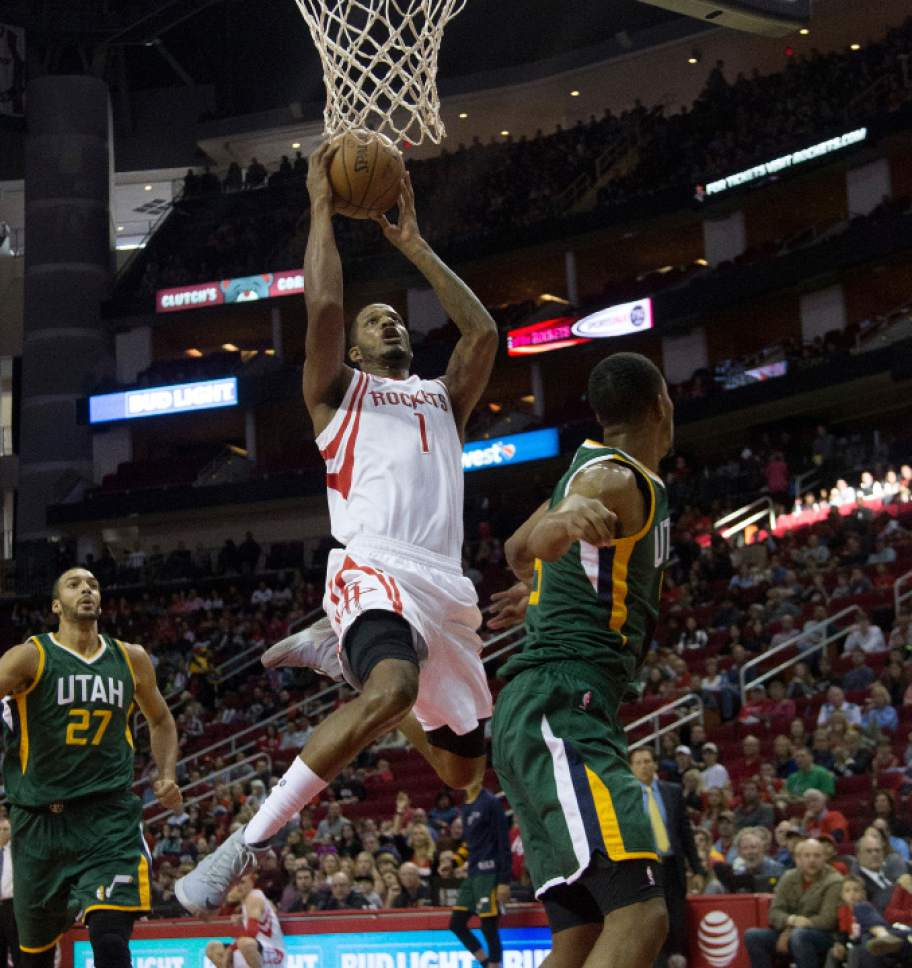 Rockets Jazz Game 1: Jazz Notes: Struggling Boris Diaw Sits Out Another Game